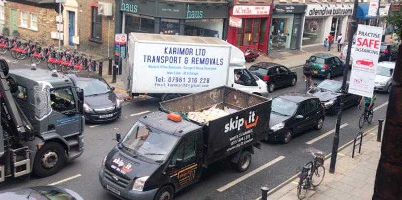 South Fulham Traffic Scheme