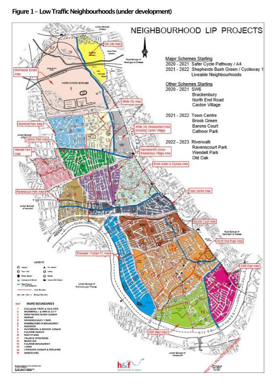 LBHF longer term LTN plans