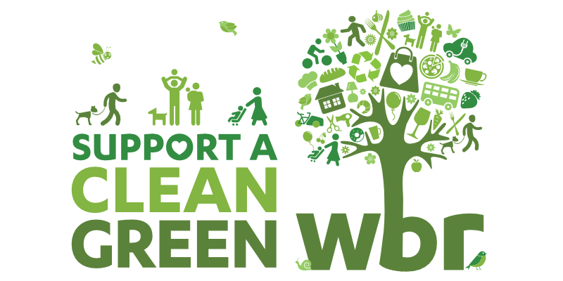 Support a Clean, Green WBR